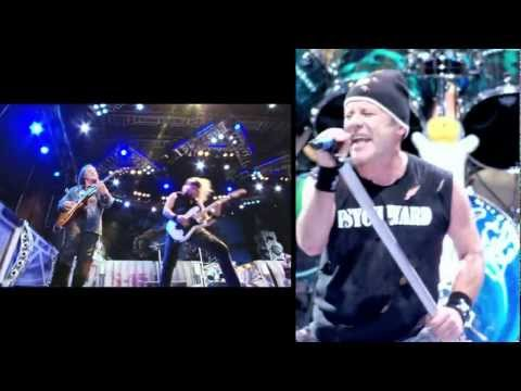 Iron Maiden - The Talisman (En Vivo!) [HD]