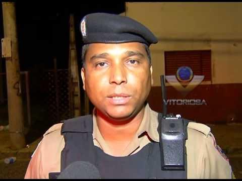 Homem é preso por denúncia de falso crime no Osvaldo Rezende