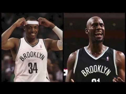 Kevin Garnett and Paul Pierce to the Brooklyn Nets! Are the Nets Championship Contenders?!
