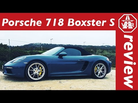 2016 Porsche 718 Boxster S (982) - In-Depth Review, Full Test and Test Drive