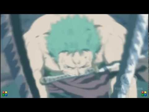 One Piece - Zoro and Luffy Conqueror's Haki