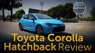 2019 Corolla Hatchback - Review & Road Test