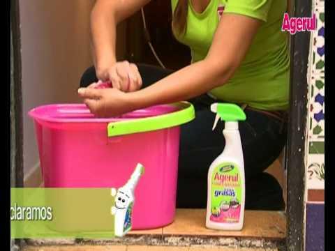 Productos para limpiar la estufa