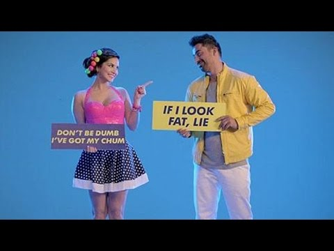 Sunny Leone and Rannvijay - MTV Splitsvilla