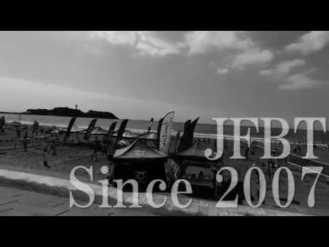 MOVIE | JFBT神奈川 鵠沼海岸ドローン映像