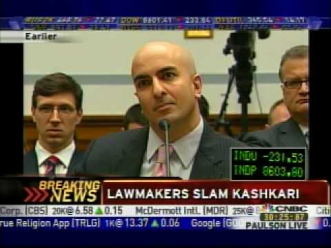 Is Kashkari a chump?