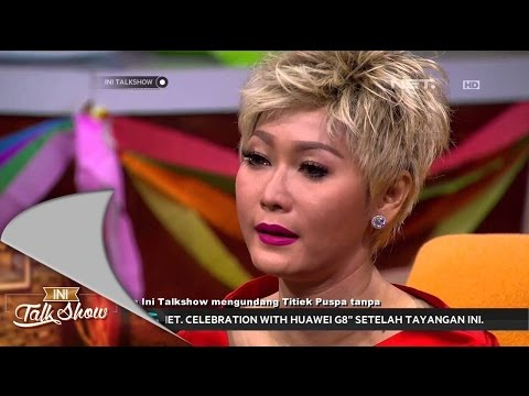 Ini Talk Show 31 Desember 2015 (Part 3/6) - Inul Daratista, Wendy Cagur, Chand Kelvin & Titiek Puspa