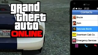 "GTA 5 Online Patch 1.20 Issue - Detonate Bomb Glitch ""PS3 & XBOX 360"" (GTA 5 Gameplay)"