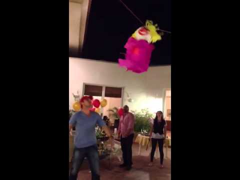 Mexican Pinata Party in Saudi Arabia - Jeddah