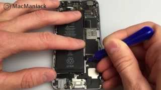Comment remplacer la batterie d'un iPhone 6 ? Tutoriel complet.