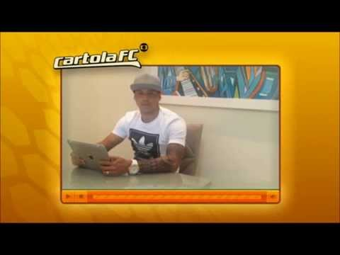 Giovanni Augusto dá o seu pitaco no programa Cartola FC