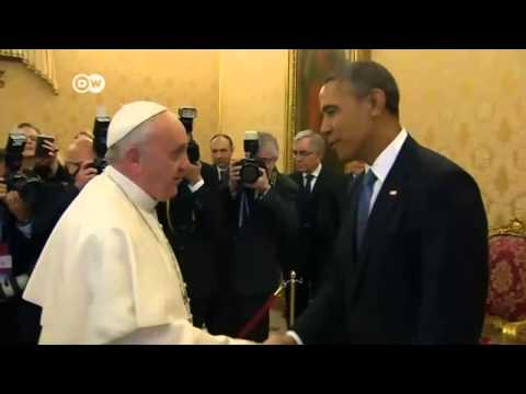 Pope Francis meets Barack Obama | Journal