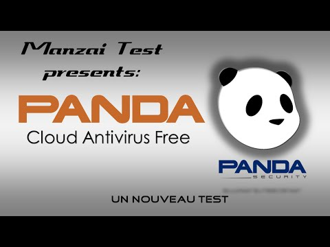 [Test Musical] Panda Cloud Free Antivirus 2015 Final