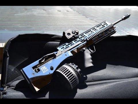 CUSTOM M14 JUGGERNAUT ROGUE! - YouTube M14 Bullpup