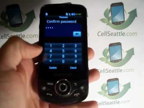 Master Reset Samsung Behold II T939.MOV