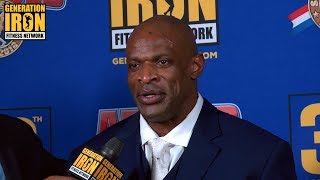 Ronnie Coleman Talks New Movie About His Life | Arnold Classic 2018