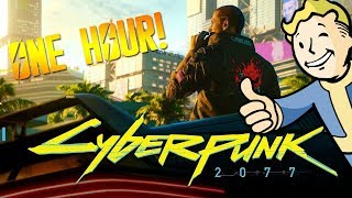 We Saw 1 HOUR Of Cyberpunk 2077 Gameplay - This Is The RPG We NEED