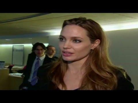Angelina Jolie welcomes Congo warlord,Thomas Lubanga verdict