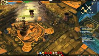 [Tree of Savior] Ranger c3 full str vs Boss Guardian Achat lv 81