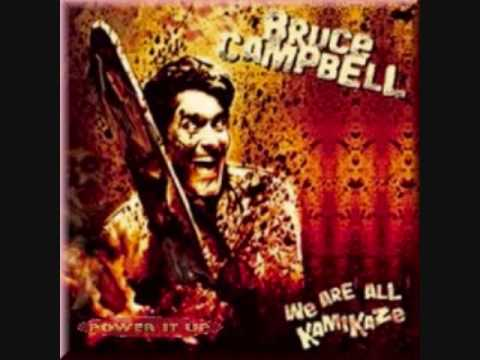 BruceXCampbell Bruce Campbell Los Angeles Noisecore