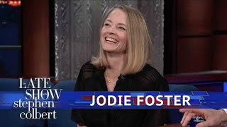 Jodie Foster Shares A Look At Her