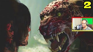 🔴 SHADOW OF THE TOMB RAIDER Walkthrough Gameplay Part 2 - Full Game Live Stream! - Daryus P