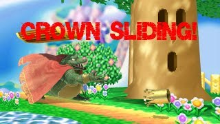 NEW King K. Rool Tech CROWN SLIDING!