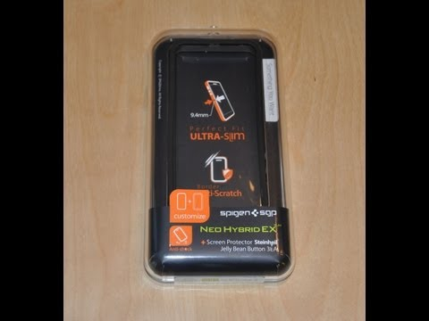Spigen SGP Neo Hybrid EX Slim for the iPhone 5