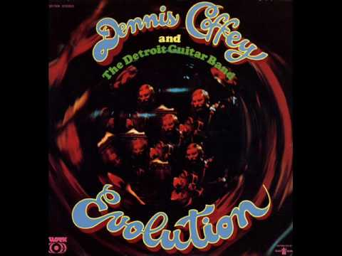 Dennis Coffey - Garden of the moon