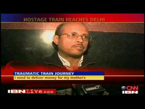 BRUTE FORCE :: Armed Maoists Broke Windows To Enter The Train's Compartments :: Passengers Recount