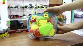 Bộ đồ chơi xúc xắc âm thanh vui nhộn cho bé yêu