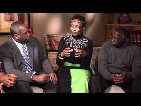 Homeland - African American Roundtable - Culture and Identity