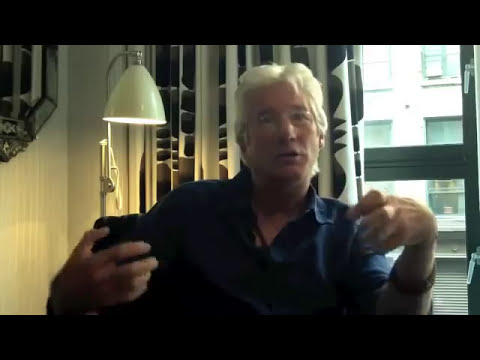 Richard Gere on His Career and New Movie 'Arbitrage'