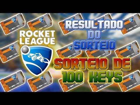 ROCKET LEAGUE MAIOR SORTEIO JÁ FEITO!!! E RESULTADO DO SORTEIO DO CLASH