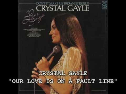 Gayle Crystal - Our Love Is On a Fault Line