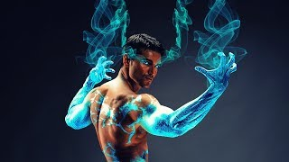 Frozen Look photoshop effect | Photoshop tutorial cc