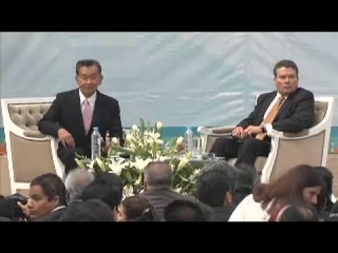 SNTE   Educación  Del compromiso personal a la responsabilidad social  Conferencia Magistral de Carlos Kasuga Osaka
