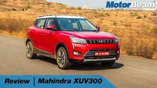 Mahindra XUV300 Review - Better Than Nexon? | MotorBeam