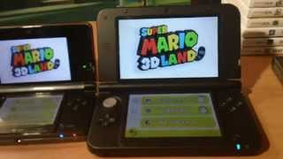 Nintendo 3DS XL Review! 3DS vs. 3DS XL!