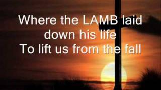 Watch Chris Tomlin Mighty Is The Power Of The Cross video