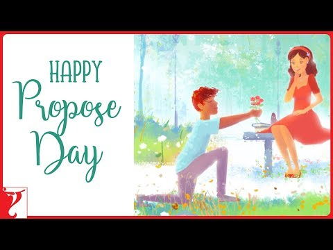 Happy Propose Day - Valentine's 2019