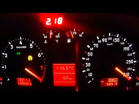 Audi RS4 Biturbo Acceleration 0-310 & Brutal Sound