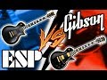 Gibson Les Paul vs ESP (E-II) Eclipse Shootout || Which Should You Get??