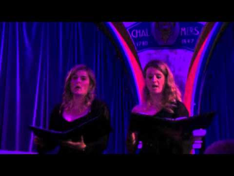 Charly Oakley and Harriet Pridmore sing La Pesca by Rossini thumbnail