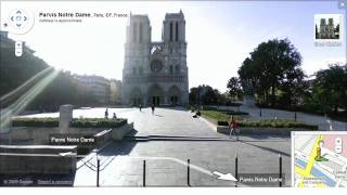User Photos in Street View on Google Maps