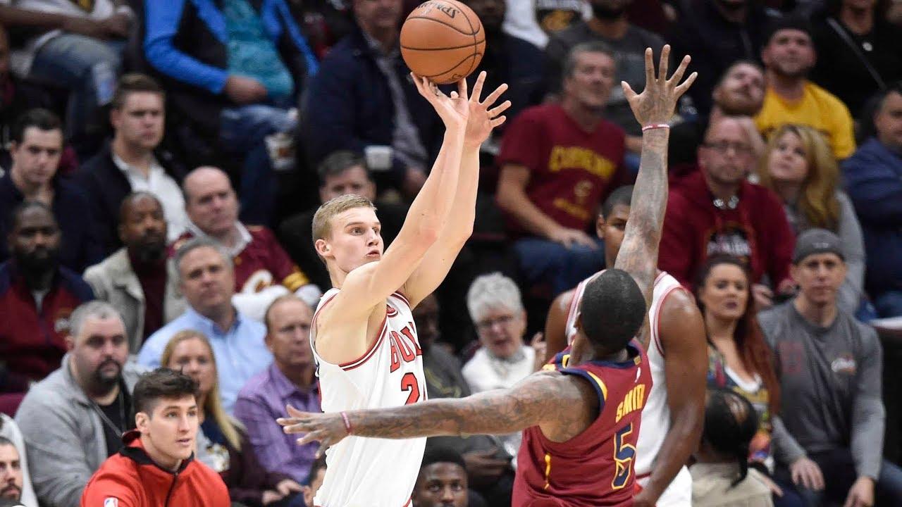 Bulls rookie Lauri Markkanen makes history | ESPN