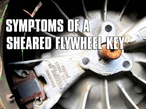 Symptoms Of A Sheared Flywheel Key On A Lawnmower