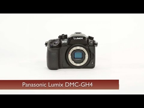 Panasonic Lumix DMC-GH4: First Look