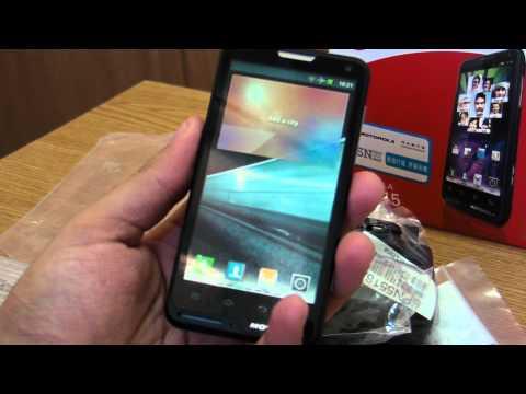 Motorola MOTO XT615 review HD ( in ROmana ) - www.TelefonulTau.eu -