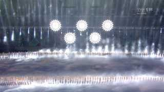 Sochi 2014  gags Russian Hymn Poland team full HD
